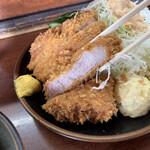 巌窟王 - 料理写真:トンカツ200g