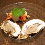 Focacceria la Brianza - 広島牡蠣トカプレーゼ