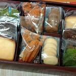 ゴディバ - 料理写真:GODIVAはチョコより焼き菓子が好き