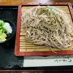 沖そば - 料理写真: