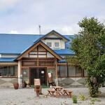 石窯カフェ ヤマト - 店外観