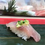 立喰 さくら寿司 - 鯵