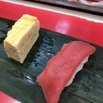立喰 さくら寿司 - 本鮪赤身