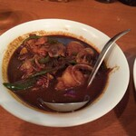 Jinkokku - チキンと野菜のインド風カレー