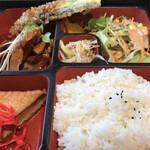 カフェレスト おしゃれ - 料理写真:日替わりランチ