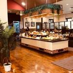 菜園ブッフェ ピソリーノ - 料理写真:店内ビュッフェコーナー