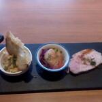 イタリアン食堂 NUKUNUKU - 前菜