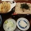 美濃戸 - 料理写真:天ざる