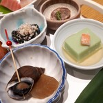 神楽坂 SHUN - こんなに沢山の小鉢が