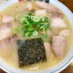 岡本中華 - 肉入り小 750円税込
