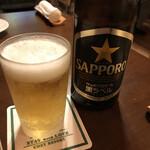 ホテル旬香 鳥取大山リゾート - 瓶ビール