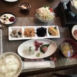 ホテル旬香 鳥取大山リゾート - 朝ごはん