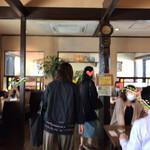 珈琲館 麗 - 店内(レトロな雰囲気です)