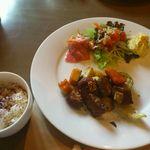 Bistro&Cafe 徒然 - ワンプレートランチです。