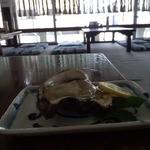 いちりき家 - 男鹿産の岩牡蠣