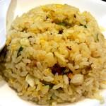 らー麺藤平 - 半チャーハン