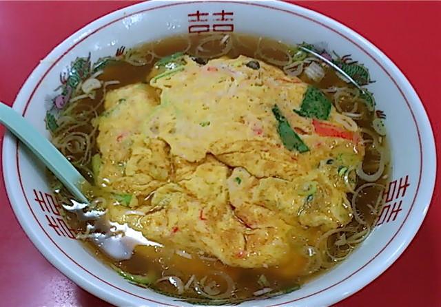 康楽 - 天津麺¥750