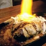 ブラッスリー イッキ 食彩独歩 一喜 - 料理写真:追い焼きもしてくれます