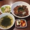 西光園 - 料理写真:焼肉丼(770円)