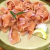 レストラン 千早川 - 料理写真:マスのあらい