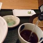 越後長岡 小嶋屋 - 蕎麦湯