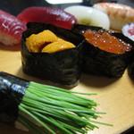寿司まさ - 上にぎり1800円