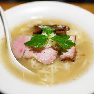 麺処 篠はら - 料理写真:塩そば