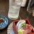 アキバの酒場 - 料理写真:あれば絶対!限定升盛り♡ &初撃中酎ハイ~