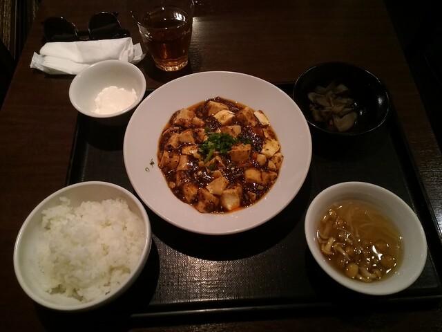 中国酒家 大天門 浜松町の料理の写真