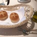 レストラン キルン - パン