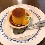 宵待屋珈琲店 - なつかしのプリン(350円)