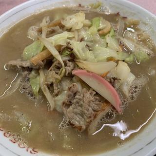 来々軒 - 料理写真:チャンポン