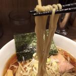 舎鈴 - 麺リフト初体験です!!!