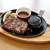 ココス - 料理写真:ビーフハンバーグステーキ
