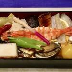 "Hachiku - 現在、""京風ちらし寿司"" は取り扱っていません。"
