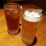 IRODORI - ウーロン茶、ノンアルコールビール
