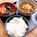 みなかみ水紀行館 - 料理写真:
