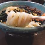 ぶっかけうどん 大円 - シンプルなメニューで食べたら ぜったい美味しい麺