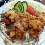 季禅房 - 鶏の唐揚げ