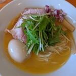 らーめん コッコ - 料理写真:味玉濃厚鶏らーめん