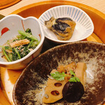 山葵 - 前菜