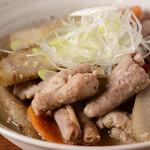 Ethnic BANANA - BANANAのもつ煮