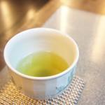 うおがし銘茶 銀座店 茶・銀座 - 男の新茶「男のしゃん」♥