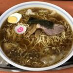 河辺大勝軒 - 「ワンタン麺」1000円