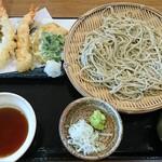 そば処 百くり - 料理写真: