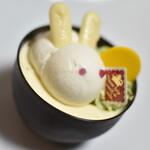 シャトレーゼ - 料理写真:月ゆめうさぎ(280円+税)2020年9月