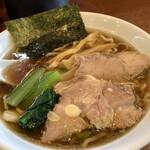吟醸醤油 東京らぁめん - 料理写真: