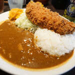 とんかつ 檍 札幌 - ロースカツカレー