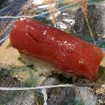 第三春美鮨 - シビマグロ 赤身 151kg 腹上二番 延縄漁 熟成6日目 青森県大間