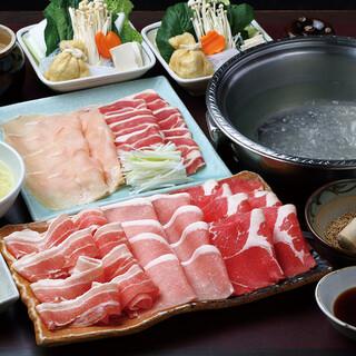 ランチはるみ食べ放題コース¥2500(税込)90分制
